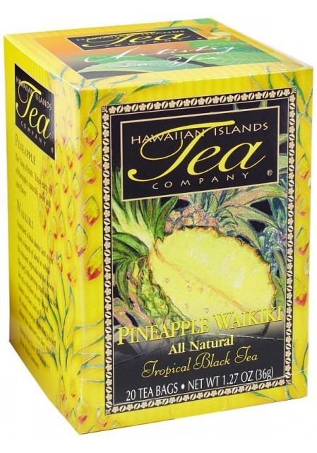 Pineapple Waikiki Black Tea