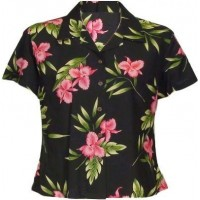 Гавайские блузки