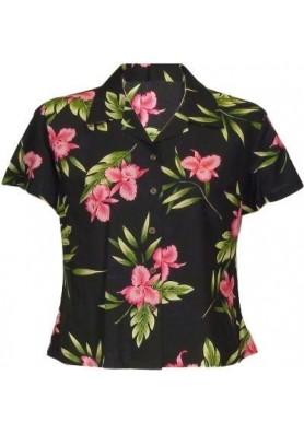 Гавайская блузка
