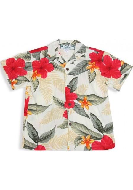 Гавайская рубашка для мальчика