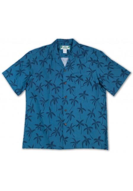 Гавайская мужская рубашка